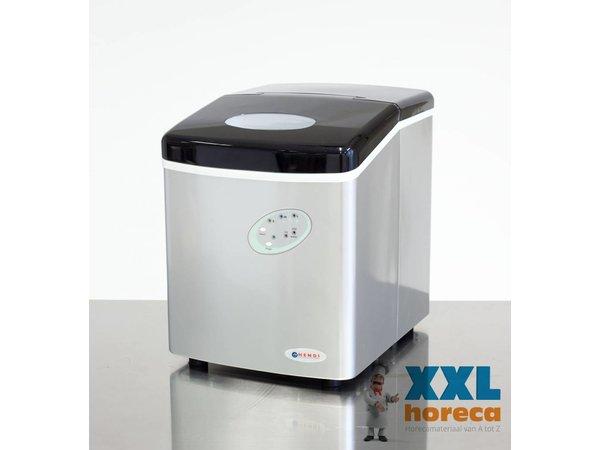 Hendi Eismaschine Hendi - drei einstellbare Größen - 12 kg / 24h - MOST VERKAUFT!