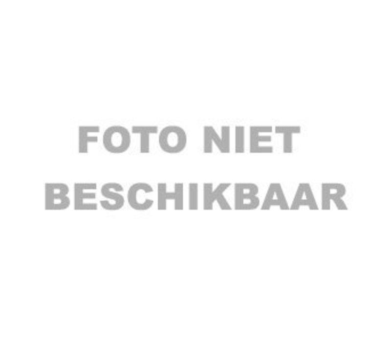 Weiß Geplasticifeerd Rack | 476x425mm