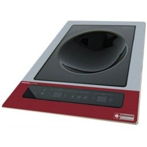 Diamond Induction Plate | WOK Installation | 6 kW | 400V | 390x430x (H) 160mm
