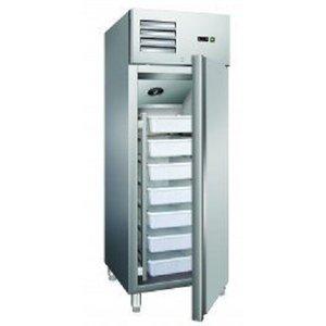 Saro Fish refrigerator - 500 liters - 7 drawers - 68x80x (h) 201cm