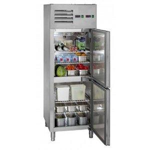 Saro Fridge / Freezer - 2 260Ltr - 68x81x (h) 201cm