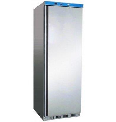 Saro Kühlschrank - Edelstahl - 350L - 60x58x (h) 185cm