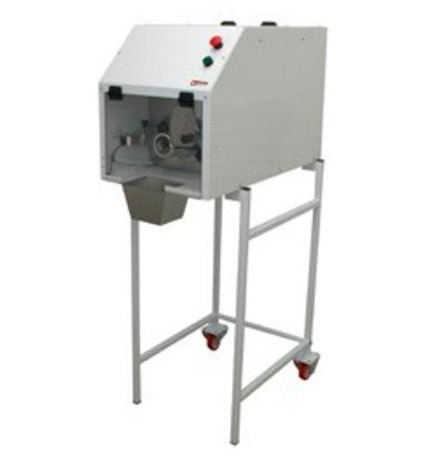 Diamond Portioneermachine | met Onderstel en Trechter | 2400/800 stuks/uur | 50/300 gram