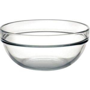XXLselect Glazen Kom - Gehard Glas - Prijs per 6 Stuks - 1,06Liter - Ø170mm
