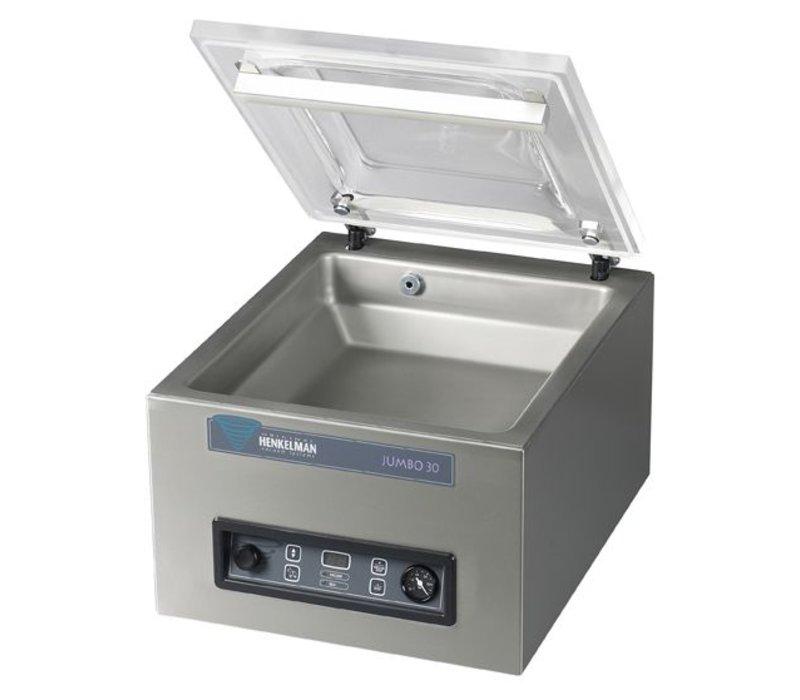 Henkelman Vacuum Machine Jumbo 30 | Henkelman | 008m3 / sec 20-40 | 525x450x (H) 370mm