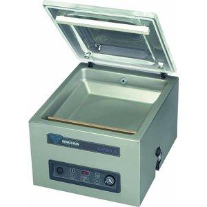 Henkelman Vacuummachine Jumbo 35 | Henkelman | 016m3 / 15-30 sec | Afm. Kamer 370x350x(h)150mm