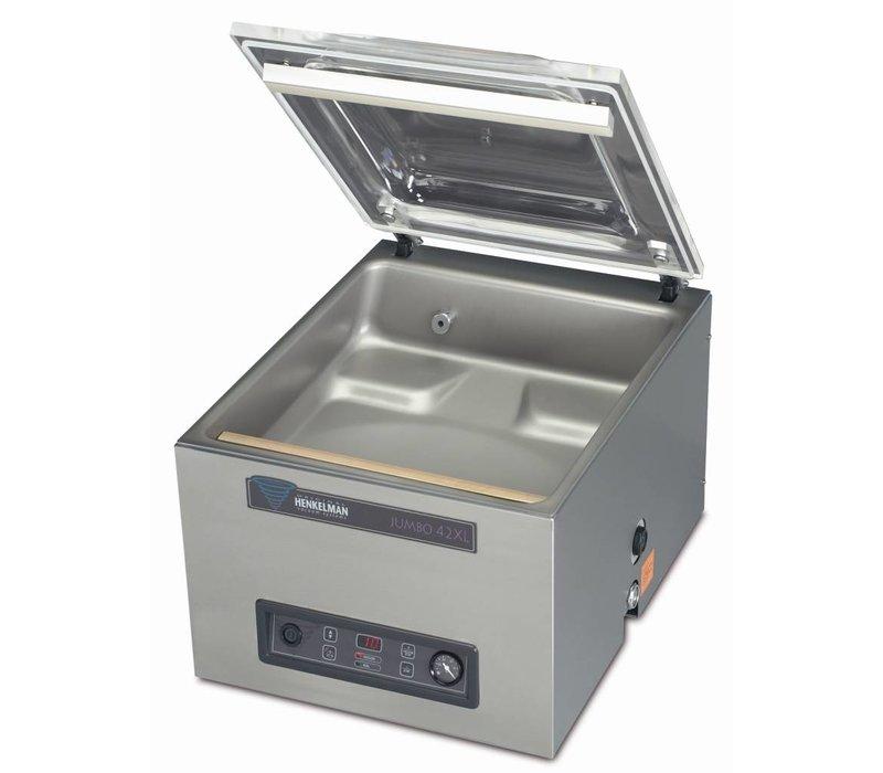 Henkelman Vacuum Machine Jumbo XL | Henkelman | 016m3 / sec 20-45 | 610x480x (H) 470mm