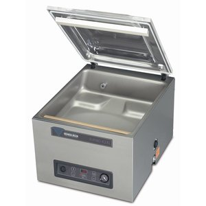 Henkelman Vacuummachine Jumbo 42 XL - Dubbele Sealbalk   Henkelman   016m3 / 20-45 sec   Afm. Kamer 410x420x(h)180mm
