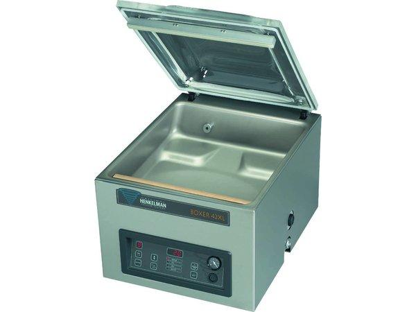 Henkelman Vakuum-Maschine Boxer 42 XL | Henkelman | 021m3 / s 20-40 | Dim. 460x420x Raum (H) 180mm