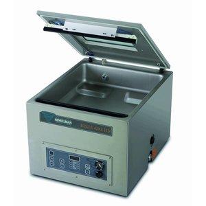 Henkelman Vakuum-Maschine Boxer 42 XL ESD - Antistatik-Taschen   Henkelman   021m3 / s 15-35   Dim. 460x420x Raum (H) 120 mm