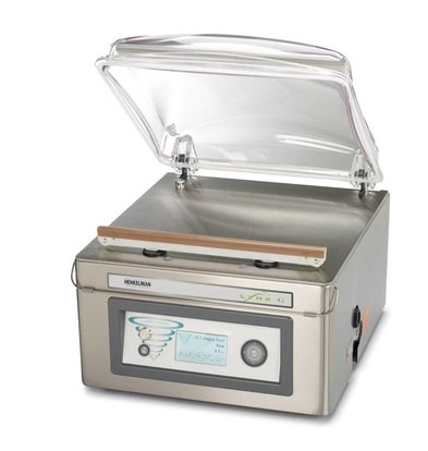 Henkelman Vacuummachine Lynx 42 | Henkelman | 016m3 / 15-30 sec | Afm. Room 360x420x (h) 114mm