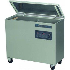 Henkelman Vacuum Machine Marlin 90 | Henkelman | 063m3 / sec 15-40 | Dim. room 890x320x100mm