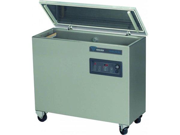 Henkelman Vacuum Machine Marlin 90   Henkelman   063m3 / sec 15-40   Dim. room 890x320x100mm