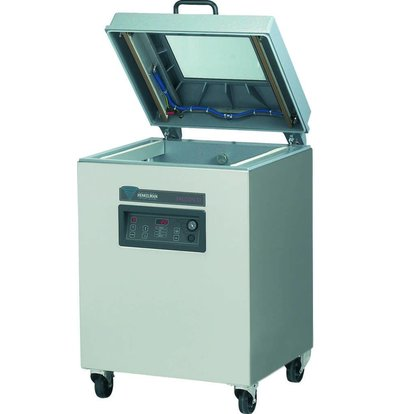 Henkelman Vacuum Machine Falcon 52 | Henkelman | 063m3 / sec 15-40 | 690x700x (h) 1070mm