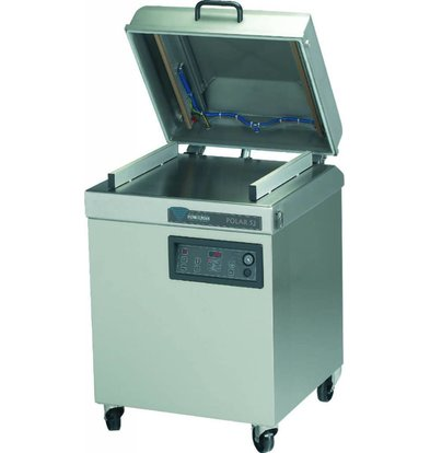 Henkelman Vacuum Machine Polar 52 | Henkelman | 063m3 / sec 15-40 | 730x700x (h) 1100mm