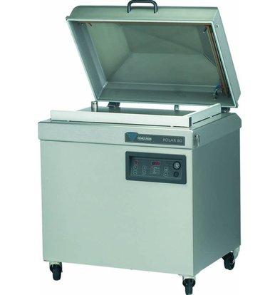 Henkelman Vacuum Machine Polar 80 | Henkelman | 100m3 / sec 15-40 | Dim. 510x760x room (H) 200mm