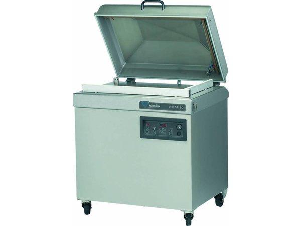 Henkelman Vakuummaschine Polar 80 | Henkelman | 100m3 / s 15-40 | Dim. 510x760x Raum (H) 200 mm