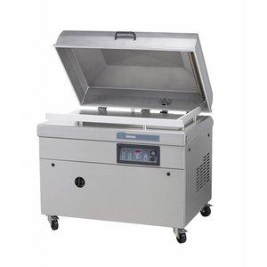Henkelman Vakuummaschine Polar 110 | Henkelman | 100 / 160m3 / s 15-40 | Dim. 1050x620x Raum (H) 200 mm