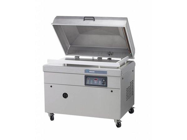 Henkelman Vacuummachine Polar 110 | Henkelman | 100/160m3 / 15-40 sec | Afm. Kamer 1050x620x(h)200mm