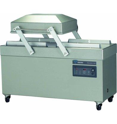Henkelman Vacuum Machine Polar 2-40 | Henkelman | 63m3 / sec 15-40 | Dim. 620x400x room (H) 240mm