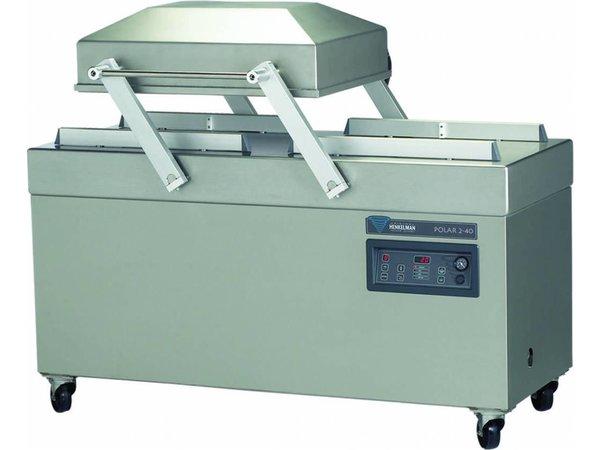 Henkelman Vakuummaschine Polar 2-40 | Henkelman | Liner 63m3 / sec 15-40 | Dim. 620x400x Raum (H) 240mm
