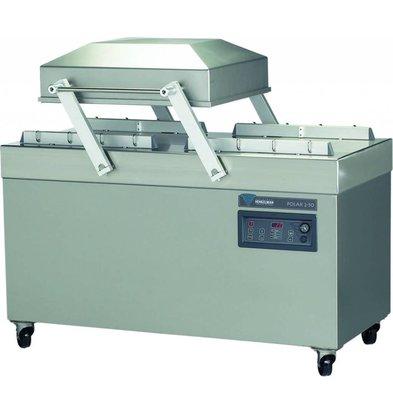 Henkelman Vacuum Machine Polar 2-50 | Henkelman | 100m3 / sec 15-40 | Dim. 620x500x room (H) 240mm
