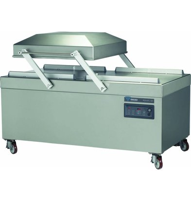 Henkelman Vacuummachine Polar 2-85 | Henkelman | 300m3 / 15-40 sec | Afm. Kamer 840x830x(h)255mm