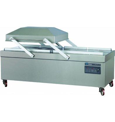 Henkelman Vacuummachine Polar 2-95 | Henkelman | 300m3 / 15-40 sec | Afm. Kamer 110x730x(h)280mm