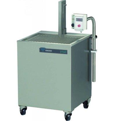 Henkelman Vacuummachine Diptank DT60   Henkelman   9000m3 / 3-5 sec  Afm. Kamer 500x600x220mm