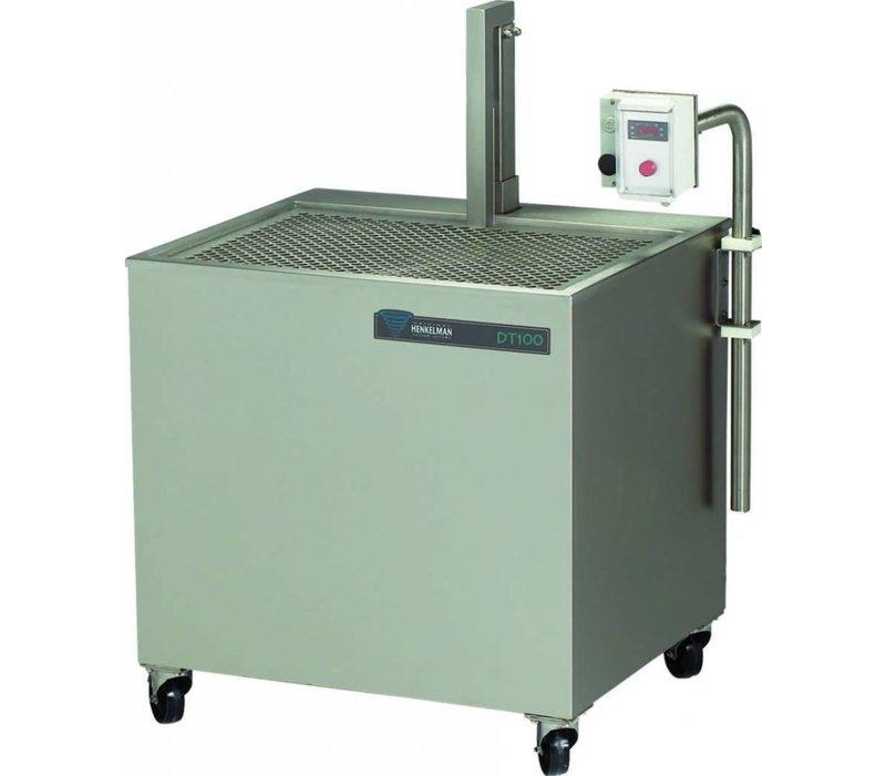 Henkelman Vacuummachine Diptank DT100 | Henkelman | 15000m3 / 3-5 sec | Afm. Kamer 800x600x(h)220mm