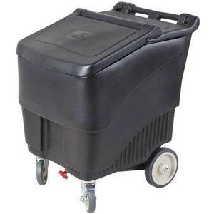 XXLselect Eiswürfel Trolley - Mobil IJsopslagbak - 57 kg Inhalt