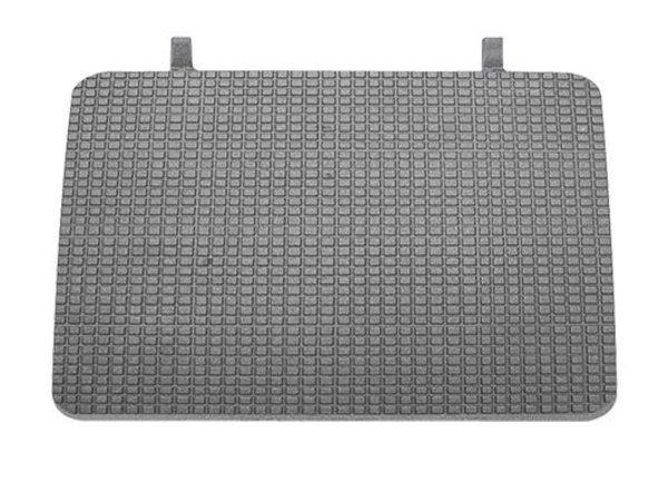 Neumarker Stroopwafelijzer Dubbel | HEAVY DUTY met Verwisselbare Plaat | 600x320x300(h)mm