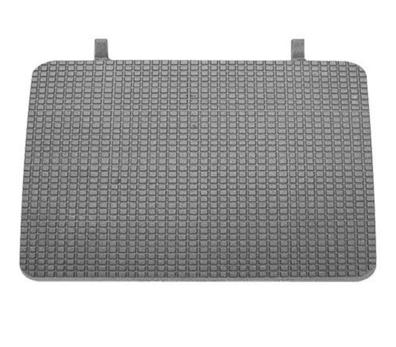 Neumarker Stroopwafel Bügeleisen Doppel | HEAVY DUTY abnehmbare Platte | 600x320x300 (H) mm