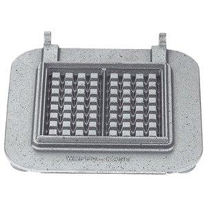Neumarker Waffle Insert Only | Cast iron