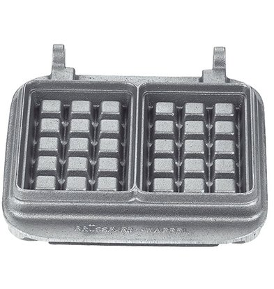 Neumarker Brussels Waffle Insert Double | Cast iron