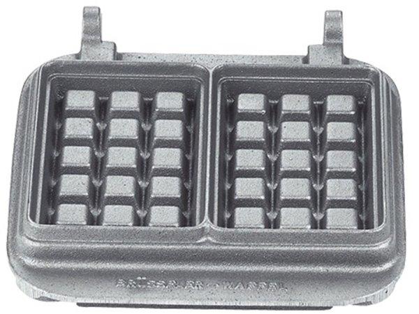 Neumarker Brussels Waffle Insert Double | Cast iron