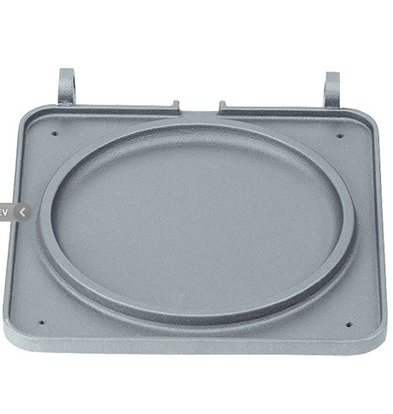 Neumarker Crepes Insert Double | Cast iron