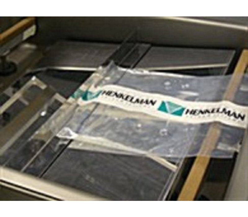 Henkelman Schuine Inlegplaat   Voor Vloeibare Producten   Marlin 52   Henkelman