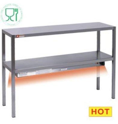 Diamond Chefrek / Heat bridge   SS 2 Levels   1400x300x (H) 700mm