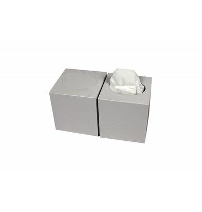 XXLselect Kosmetiktücher Square | Cellulose zweite Schicht | 19 x 19 cm | 24 x 80 in Box | (auch Paletten) Preis je 1 920 Gewebe
