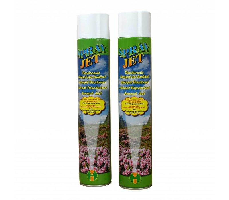 XXLselect Lufterfrischer Spray   Fragrance Blumenstrauß   Preis je 12 x 750 ml