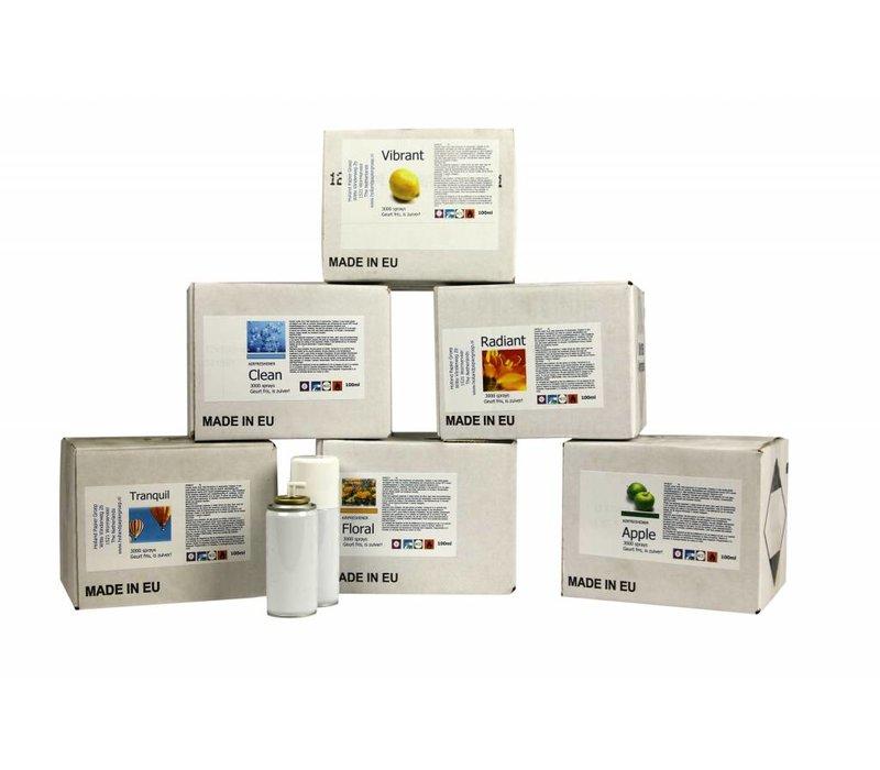 XXLselect Lufterfrischer Refill Floral Sense | (auch Paletten) Preis pro 12 x 75 ml