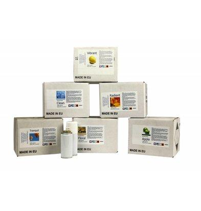 XXLselect Lufterfrischer Refill Radiant Sense | (auch Paletten) Preis pro 12 x 75 ml
