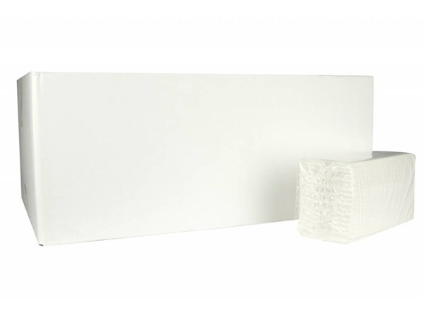 XXLselect Handdoekes X-press | Cellulose | 2-lagig, 27 x 22 cm | 18 x 170 Blatt in Box | (auch Paletten) Preis pro 3060 Blatt