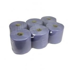 XXLselect Towel Midi | Blue | First layer | 20cm x 300m on a roll | (also Pallets) Price per 6 rolls