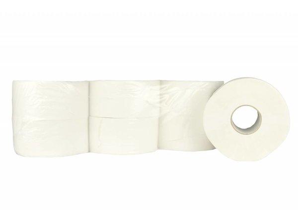 XXLselect Toiletpapier Mini Jumbo | Cellulose | (ook Pallets) Prijs per 12 x 180 meter | ECO-Label