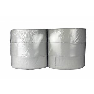 XXLselect Toiletpapier Maxi Jumbo   Recycled 2 laags   (ook Pallets) Prijs per 6 x 380 meter