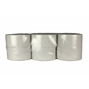 XXLselect Toilettenpapier Mini Jumbo | Recycled zweite Schicht | (auch Paletten) Preis pro 12 x 180 Meter