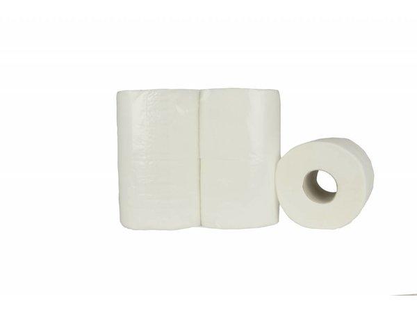 XXLselect Cellulose Toilettenpapier | 4 lagig, 200 Blatt | auch durch Pallet | (auch Paletten) Preis pro 64 Rollen