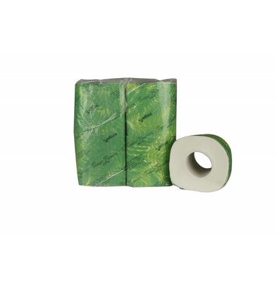 XXLselect Toilet paper with Banderol Cellulose | 2 ply, 180 sheets | (also Pallets) Price per 96 Roles